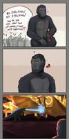 godzilla vs king kong comic