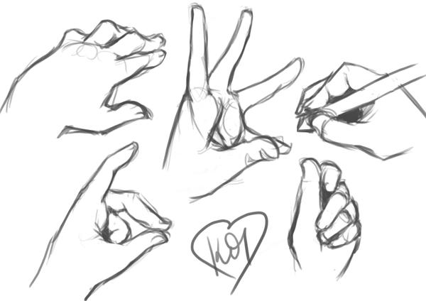 hand practice by toxicoxygen on deviantart