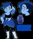Gemsona: Azurite