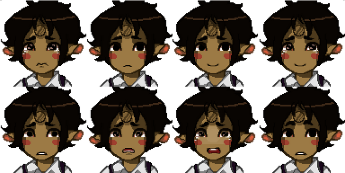 Qui Domi - Albie Expressions by ToxicOxygen