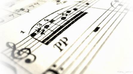 The light of music by Iulia-Oprinesc