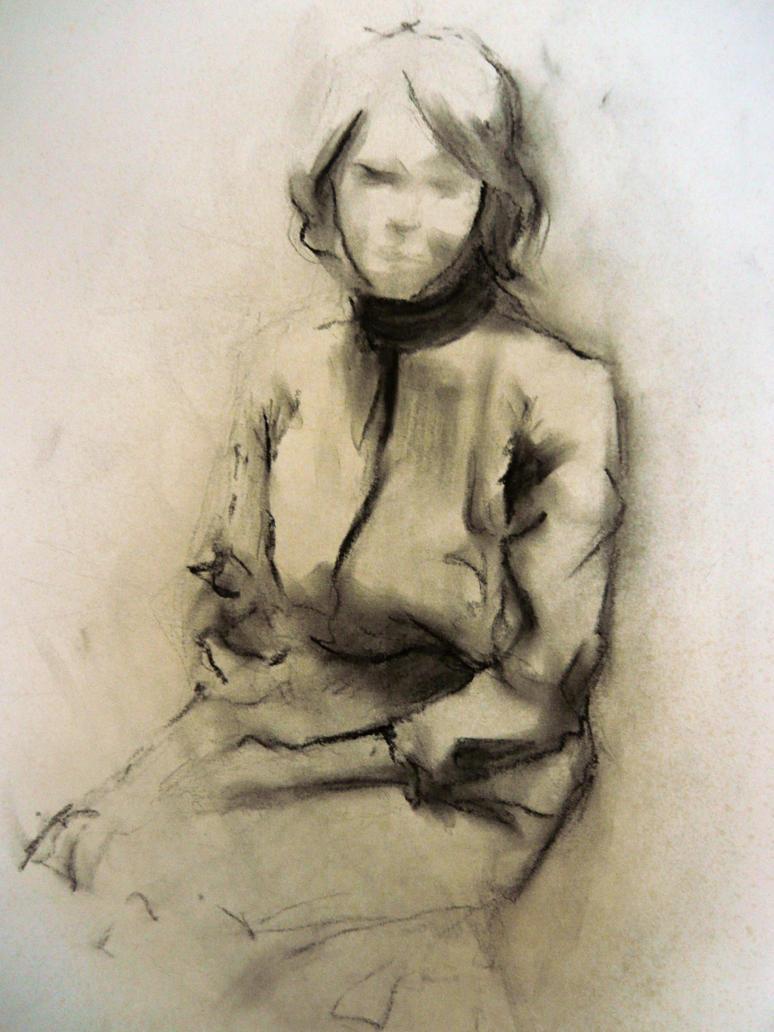 Waiting by Iulia-Oprinesc