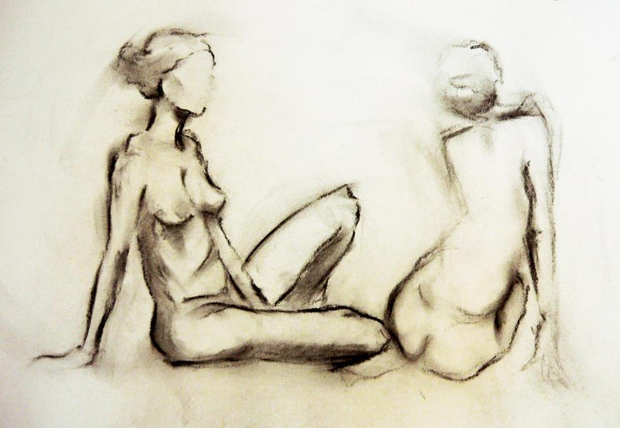 Gesture by Iulia-Oprinesc