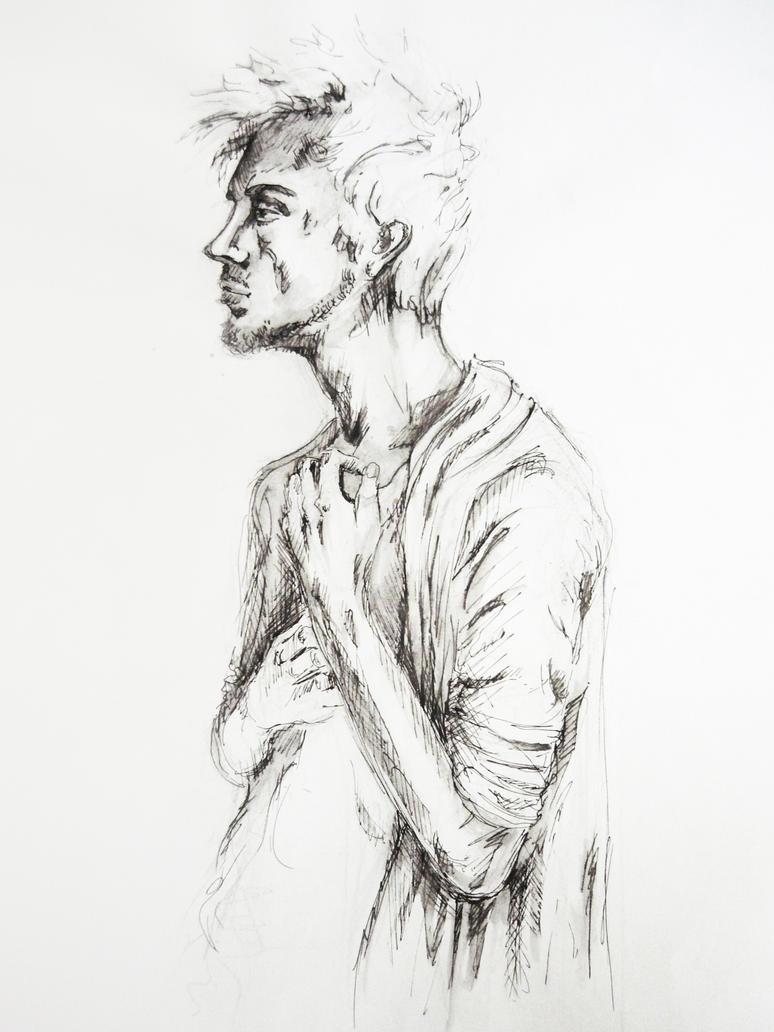 overthinking by Iulia-Oprinesc