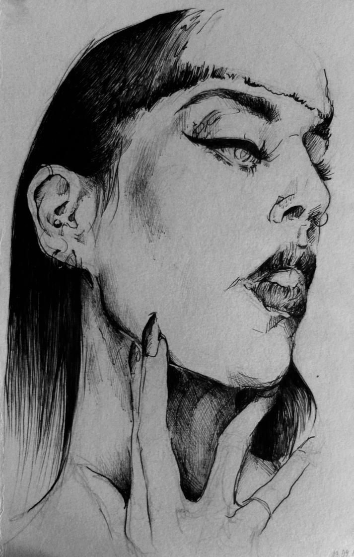 Hannah by Iulia-Oprinesc