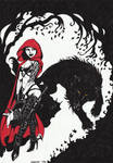 Little Red Riding Hood by CarolaFunder