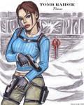 Tomb Raider visions
