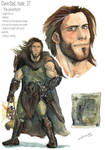 Zork Character - Dave Bad