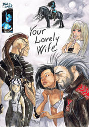 Blood in Love - Your Lovely Wife - Frontpage by CarolaFunder