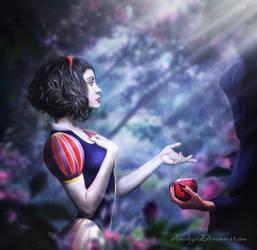 Take an Apple. by Amedeya