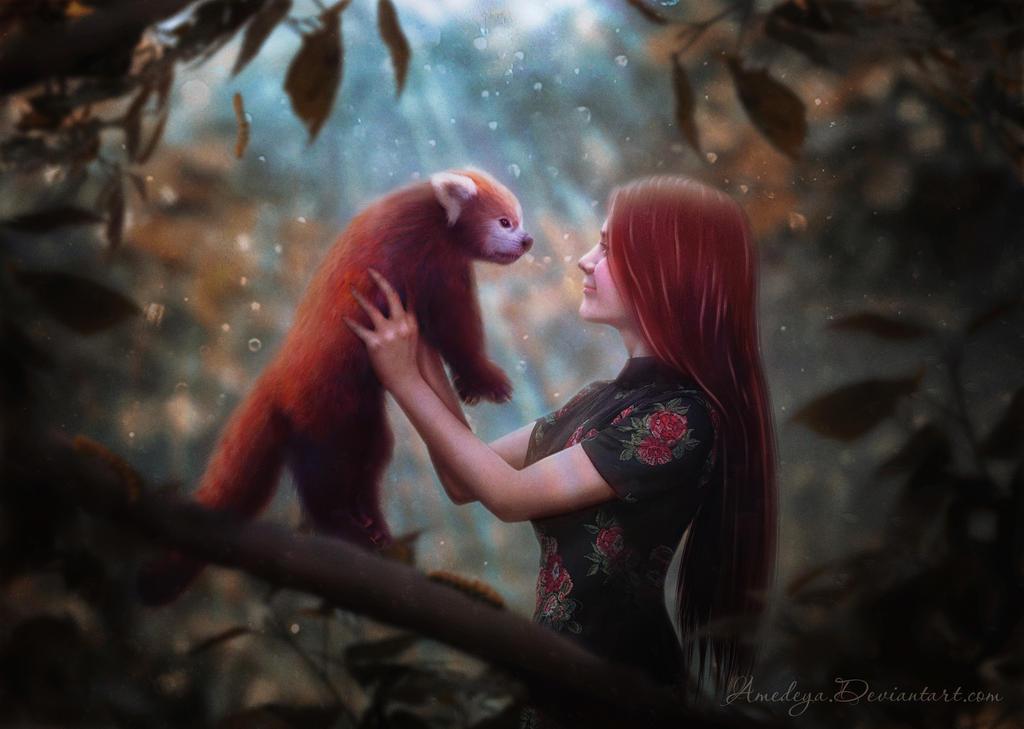 How cute. by Amedeya
