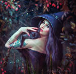 Witch`s love.