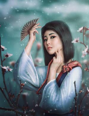 Mulan by Amedeya