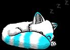 Pippin Chibi Pose Set- Sleep by Pokebreeder123