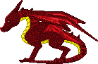 Pixel- Red Dragon by Pokebreeder123