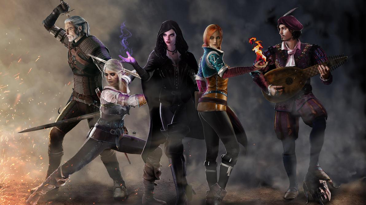 Ведьмак 3  Цири история и описание персонажа
