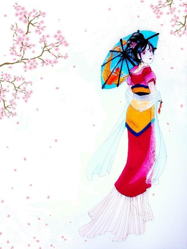 Hua Mulan by lrisTHEviru5 on DeviantArt