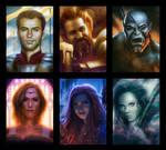 Good Guys -- RPG portraits