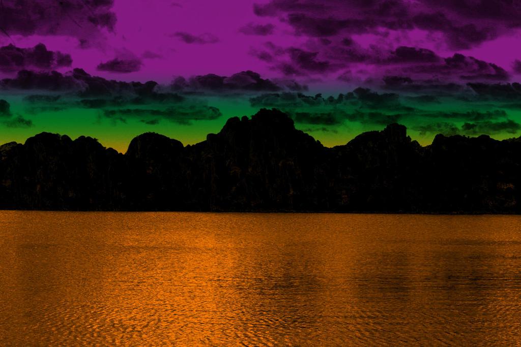 Cali Mountains by deneco4
