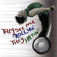 Akatsuki- Rollin'