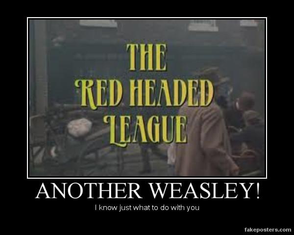 Another Weasley! by Nolemretawemosewa