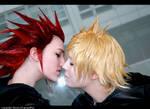 Akuroku - When you kiss me