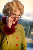 Top Story - Rita Skeeter by MiraiSadame
