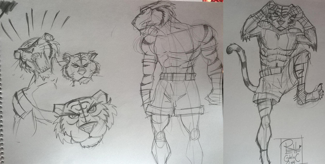 King Narai sketch by DunadanX
