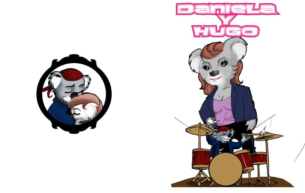 Koala Love Story (portada) by DunadanX