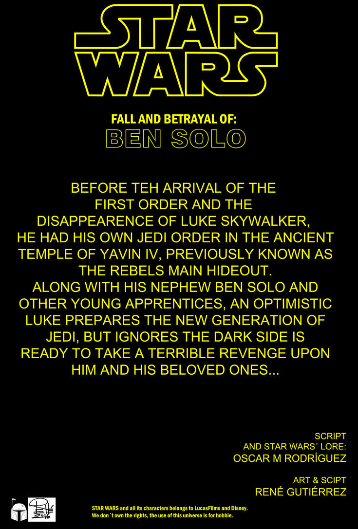 The Fall and Betrayal of Ben Solo pg2 by DunadanX