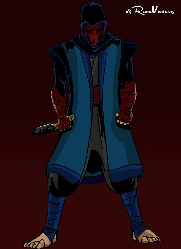 Character Design El Urraco by DunadanX