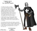 Knight from the Order of Saint John Hospitalier