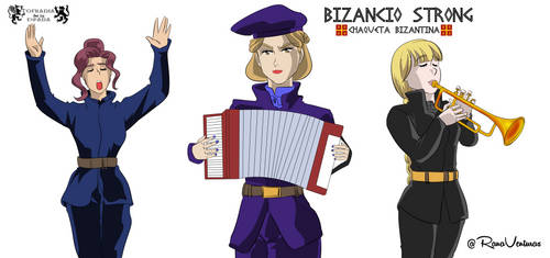 Bizancio Stronk by DunadanX