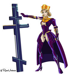 Basilisa The Galactic Empress by DunadanX