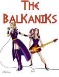 The Balkaniks punk band by DunadanX