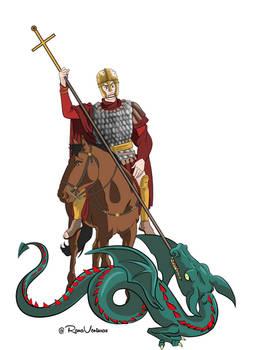 Saint George, Dragon-slayer