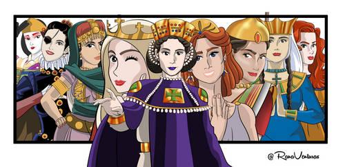 Banner top Women