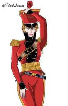 Hussar Officer 1811