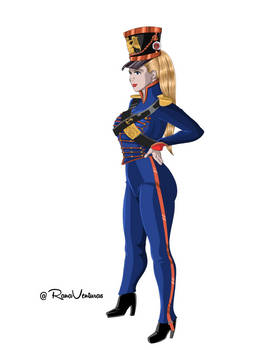 French Marine Officer 1815