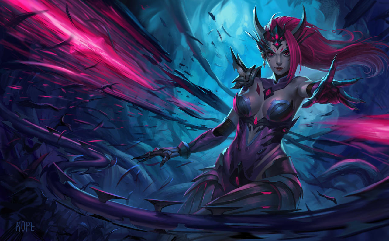 zyra league of - photo #39