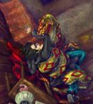 Chapter 17 HPDH Bathilda's Secret by SaBenerica