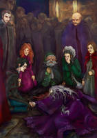 Dumbledore's Death by SaBenerica