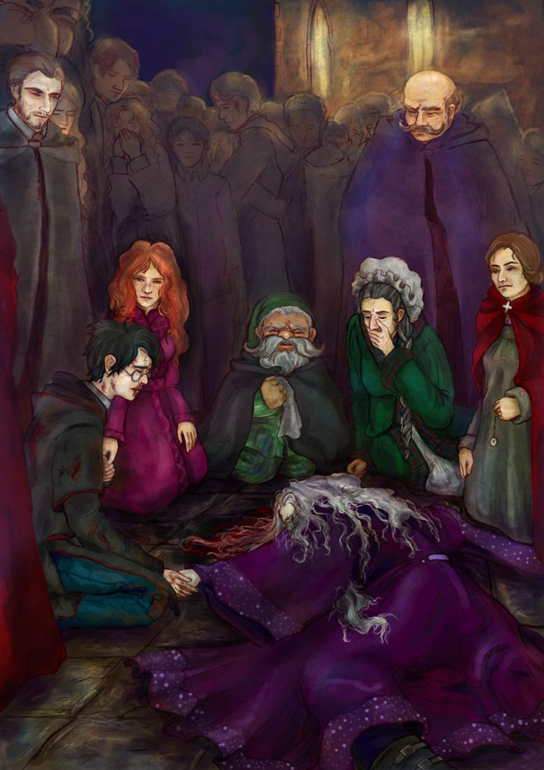 Dumbledore's Death