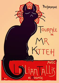 Tournee de Mr Kitteh