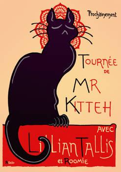 Tournee de Mr Kitteh