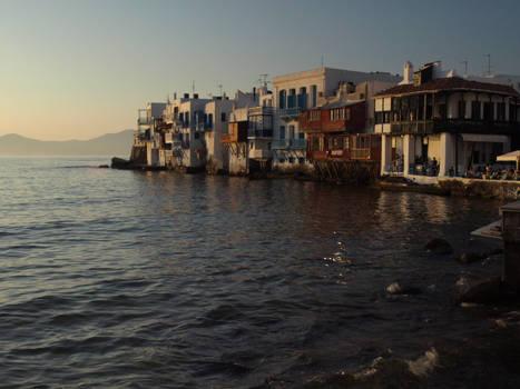 Little Venice -Mikonos