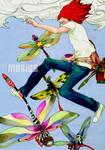 Dragonfly by Mobiusu