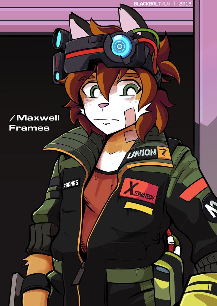 Maxwell Frames by BlackboltLonewolf