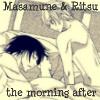 Ritsu and Masamune 03 by GinGin-Schrei