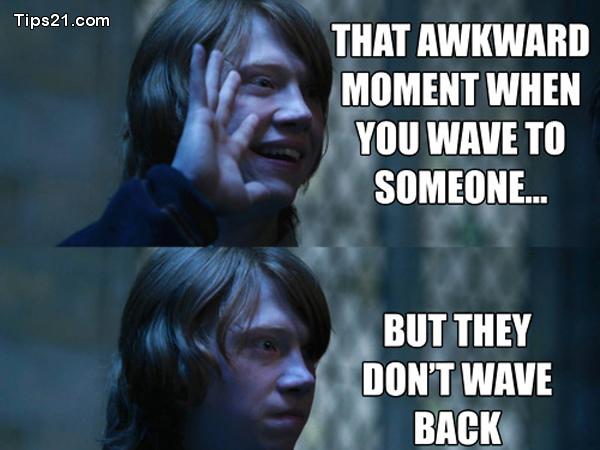 Awkward Wave
